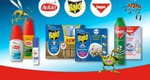 Consegna gratuita spesa Esselunga con Autan Raid Baygon