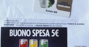 Red Bull buono spesa 5 euro