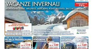Volantino vacanze invernali esselunga 2015