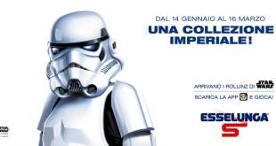 Collezione imperiale Star Wars Esselunga