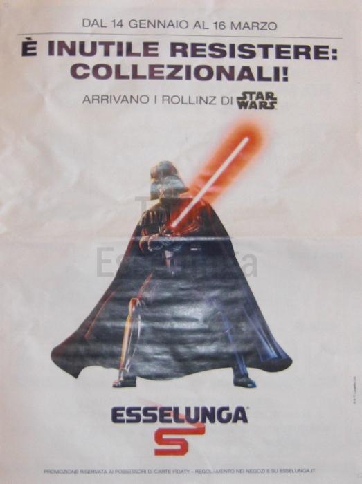Il nuovo volantino Esselunga dedicato a Star Wars