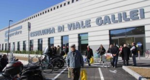 Esselunga viale Galilei Prato