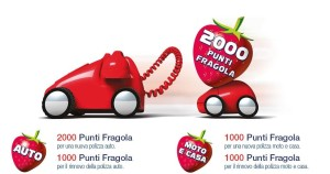 2000 punti Fragola Esselunga in omaggio con Direct-Line