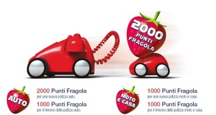 2000 punti Fragola Esselunga in omaggio con Direct-Line