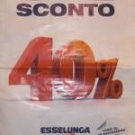 Volantino Esselunga 29 ottobre 2015