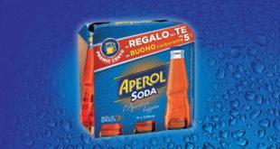 Aperol soda buoni carburante ERG - sito web