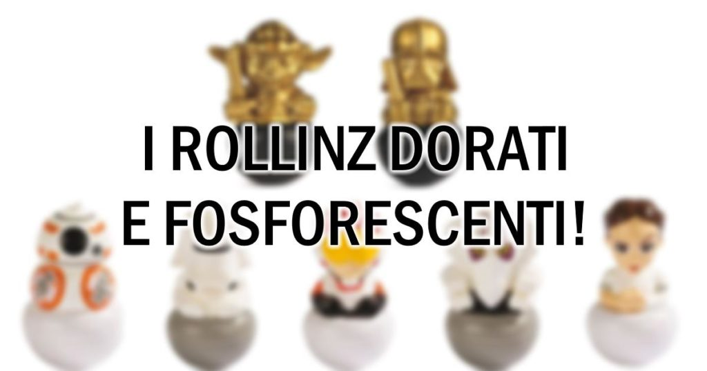 rollinz 2.0 Star Wars Esselunga