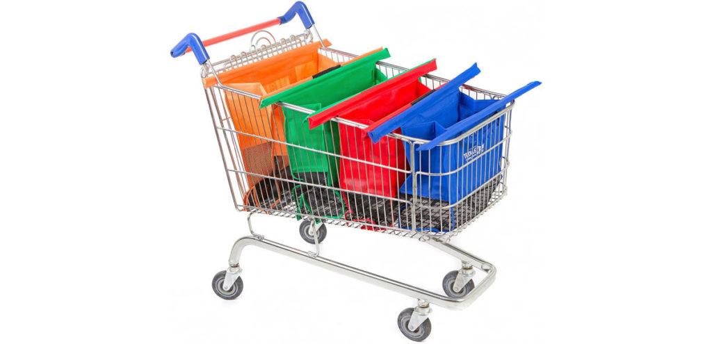 trolley bags, borse spesa riutilizzabili