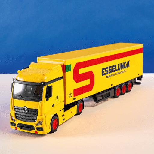 camion esselunga Burago